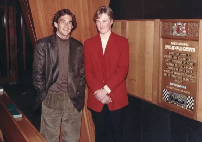Senna Loretto Jim Clark