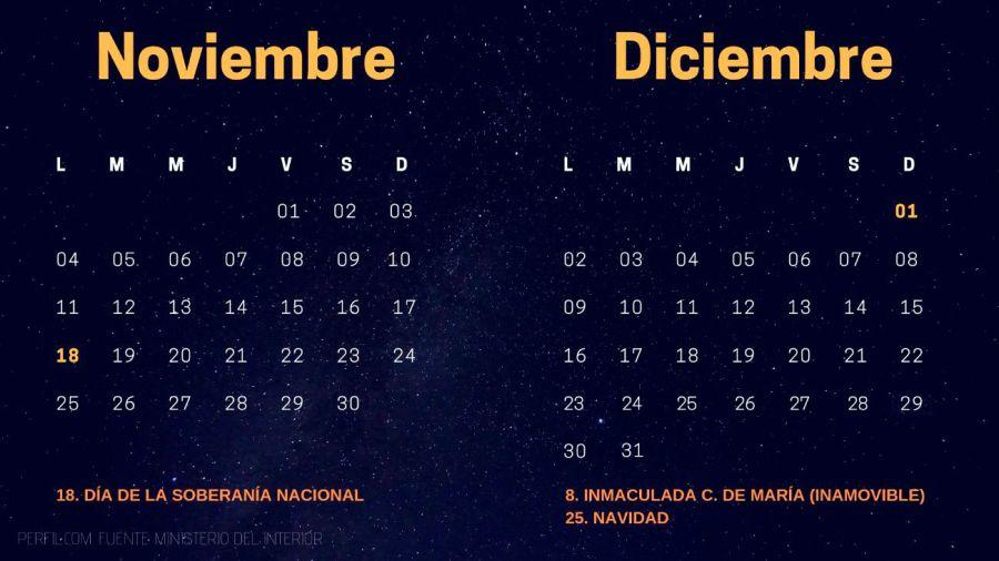 calendario-de-feriados-2019 nov-dic