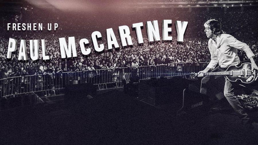 FRESHEN UP TOUR Paul McCartney 23032019