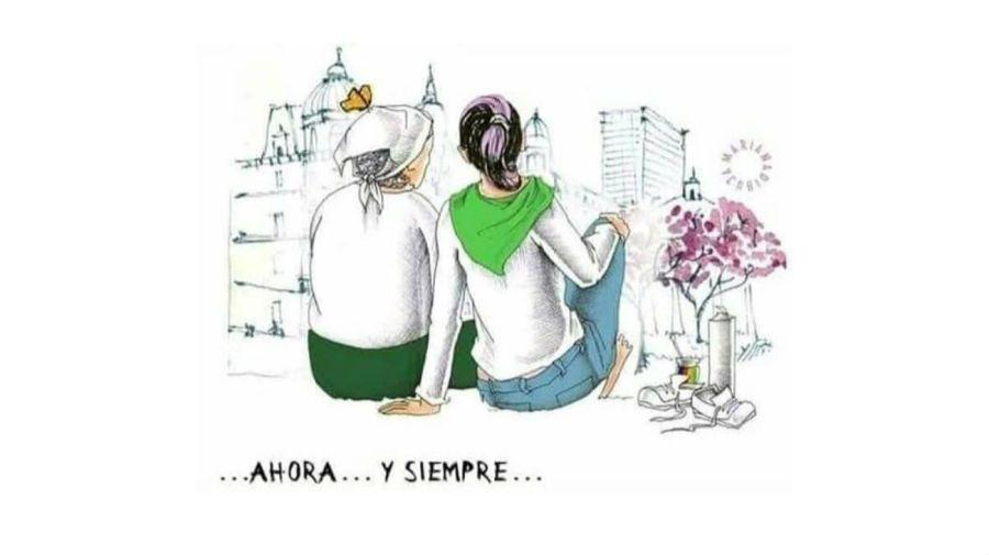 mensaje de actrices argentinas 0324