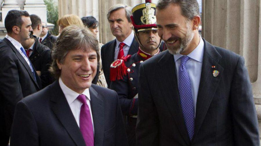 casa de borbon en argentina