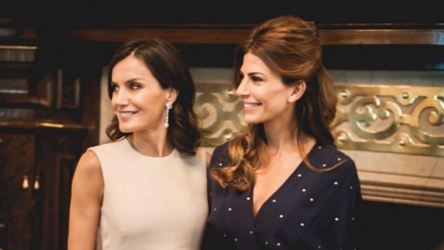 La Reina Letizia pidió conocer a una famosa argentina