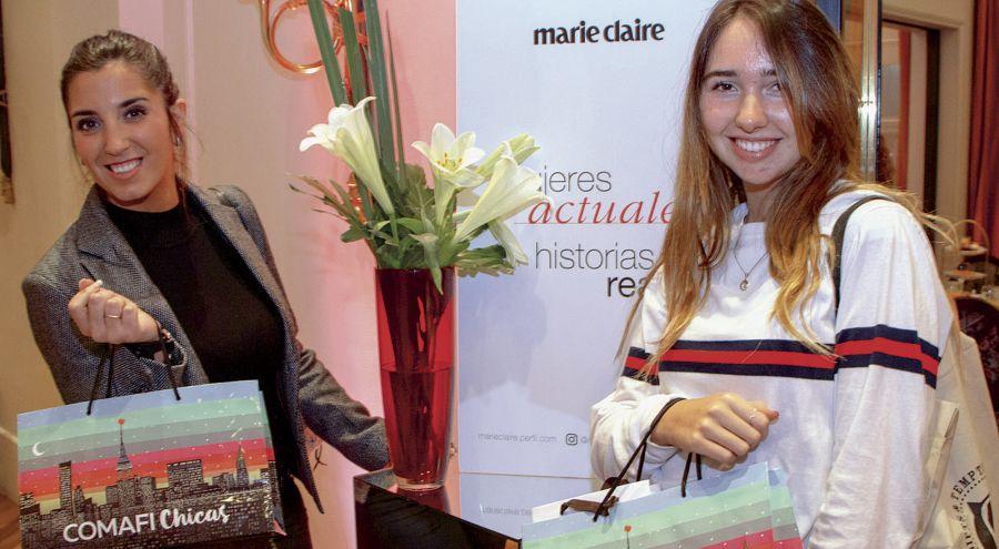 Evento Marie Claire junto a Comafi Chicas