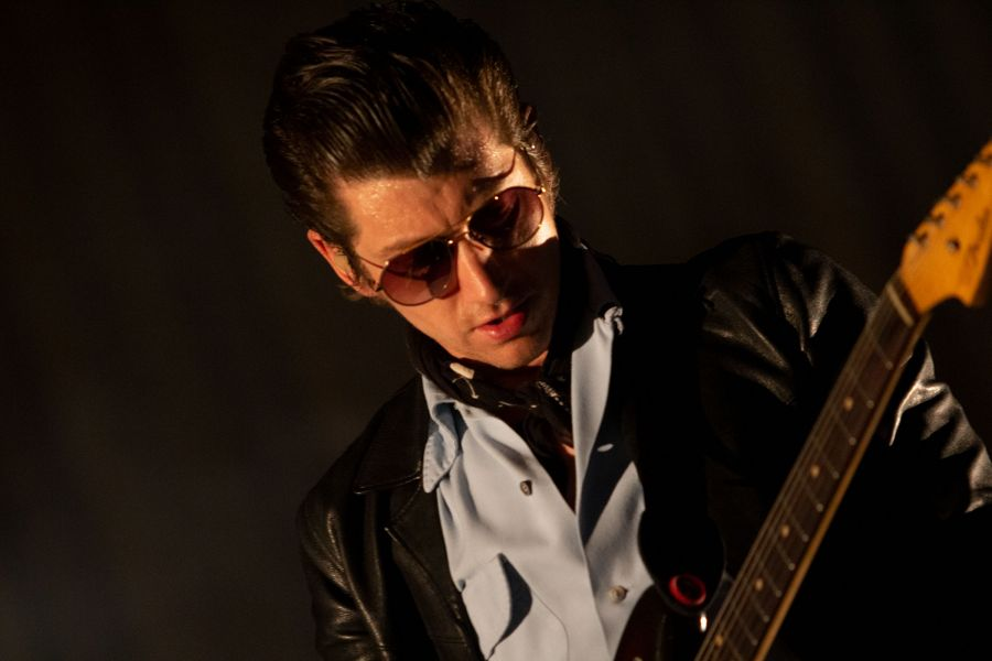 Arctic Monkeys en el Lollapalooza 2019