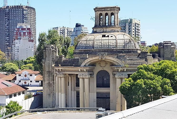 Pabellon Centenario