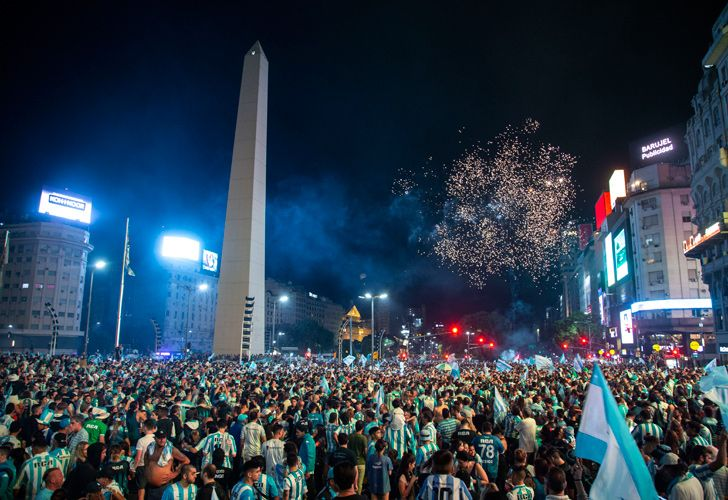 racing celebrations obelisk