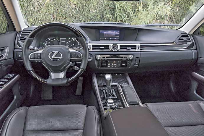 LEXUS GS650