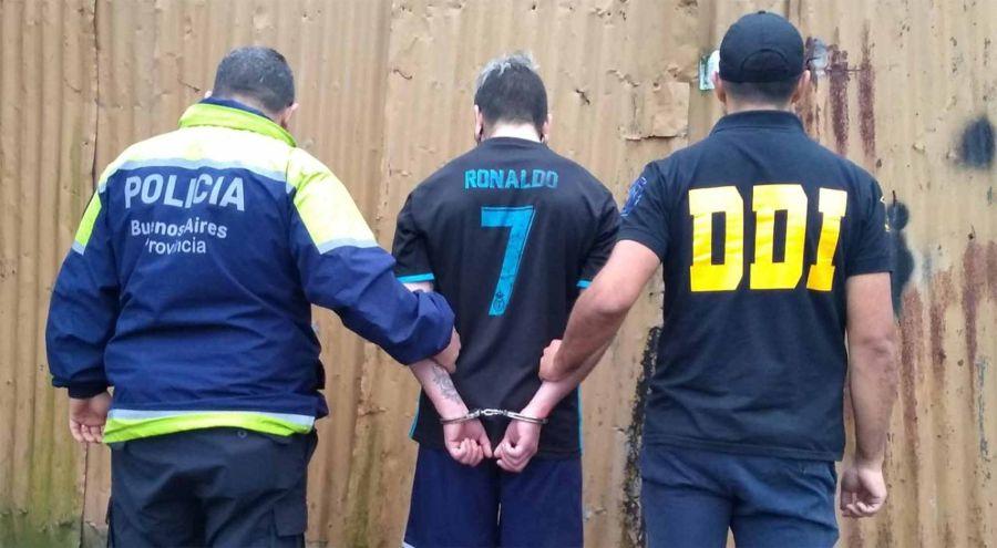 Detenido Crimen Surfista 04042019