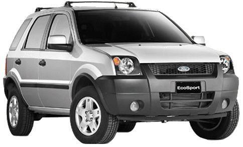 Primera generación del Ford Ecosport