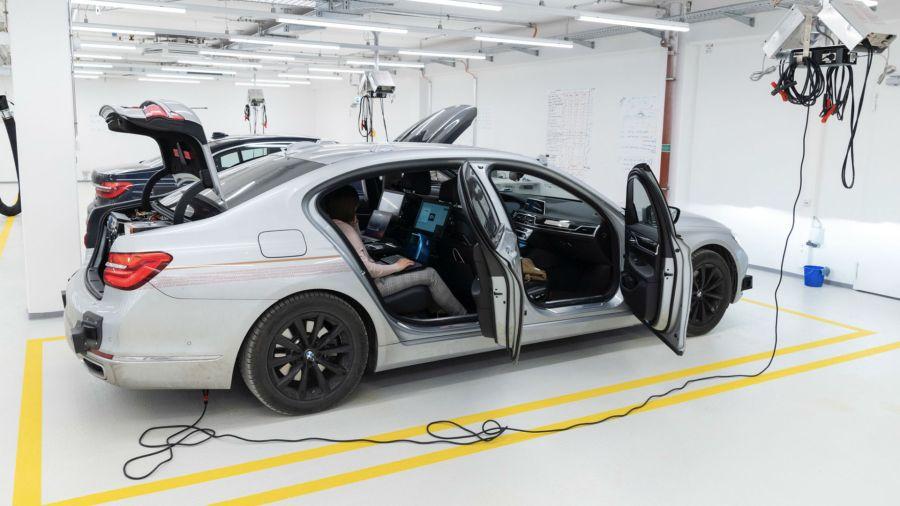 Inteligencia artificial: cómo los autos pensarán con nosotros