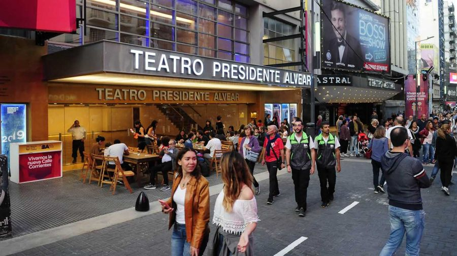 20190413 Inauguracion Calle Corrientes