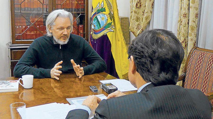 julian assange 13042019