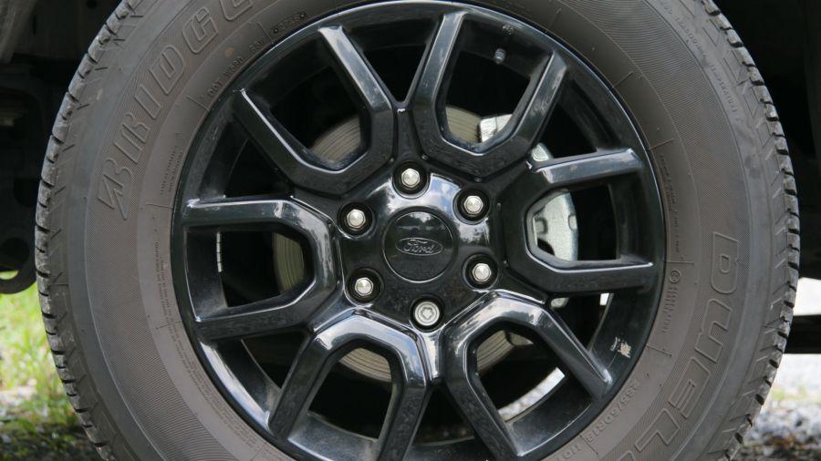 Ford Ranger Limited Black Edition