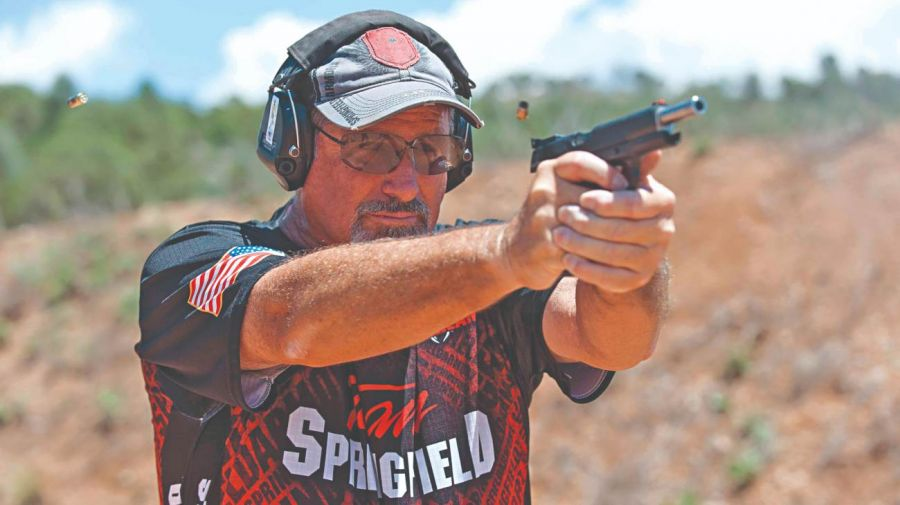 0416 pistola Springfield Armory 1911 Mil Spec