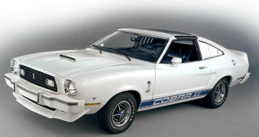 Segunda generación del Ford Mustang