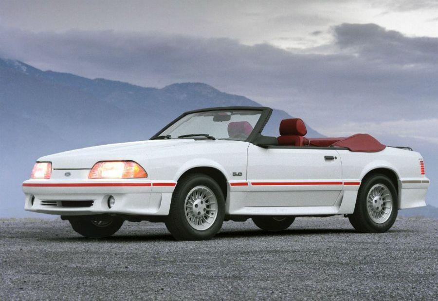 Tercera generación del Ford Mustang