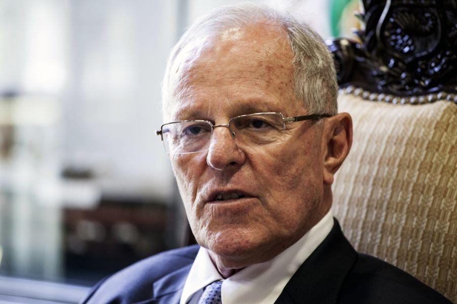 Peru's Ex-President Kuczynski Detained in Odebrecht Probe