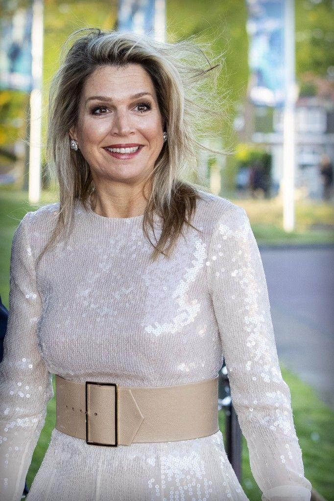Máxima Zorreguieta repitió vestido
