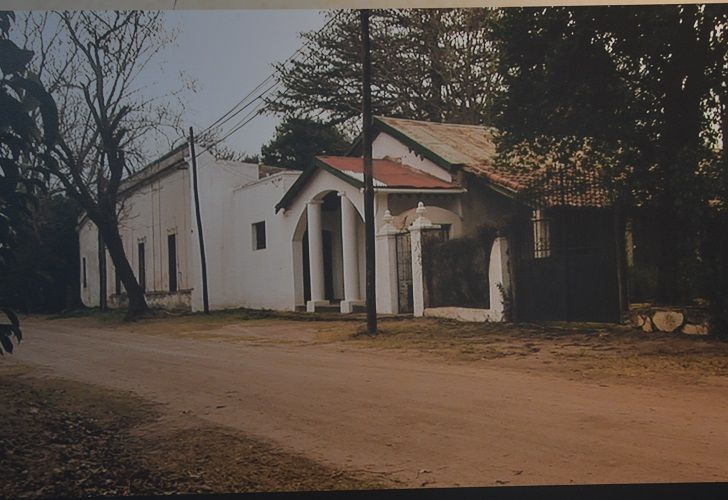 Casa Totoral Alberti