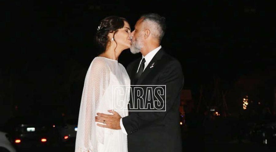 Jorge Rial y Romina Pereiro son marido y mujer