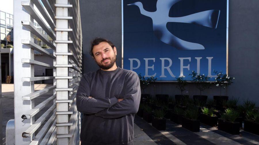 Grabois, en el reportaje de Fontevecchia.