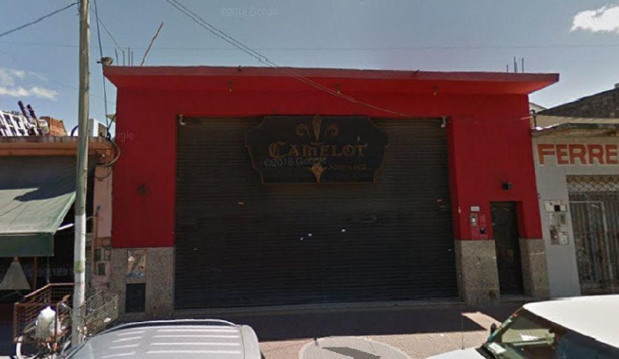 Sergio Correa fue agredido en la puerta del boliche Camelot, de Los Polvorines.