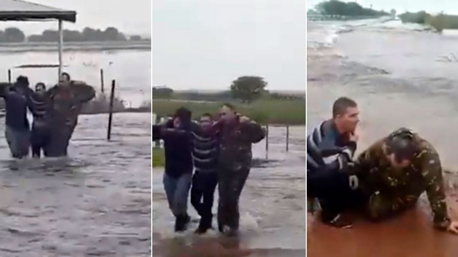 inundaciones en el norte 20190423