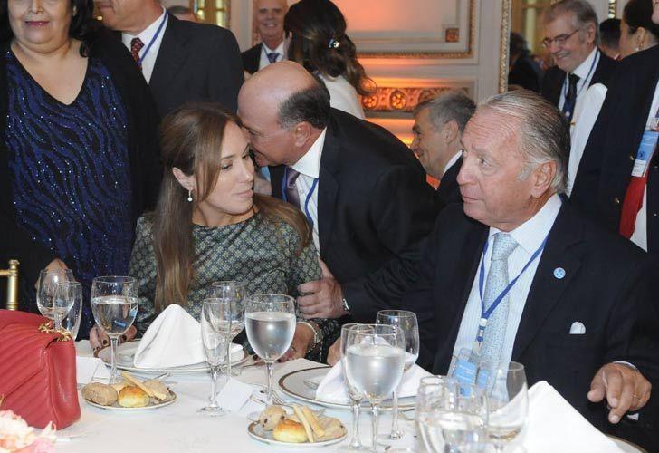 Los empresarios le preguntan a Vidal si irá por la presidencia