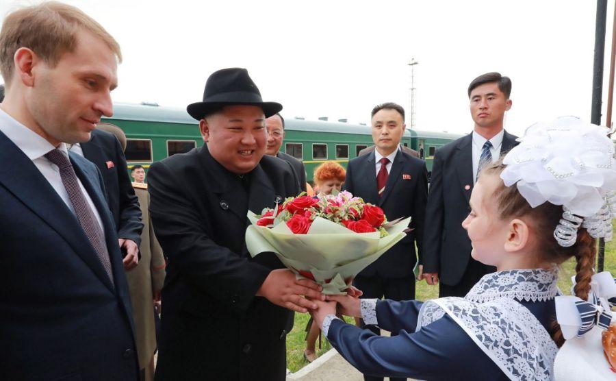 tren kim jong un