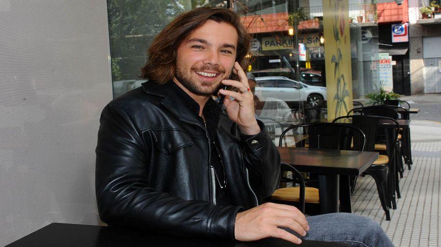 CARLOS CUEVAS ACTOR JOVEN DE SERIE MERLIN