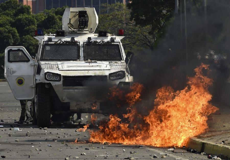 crisis en venezuela caracas afp 30042019