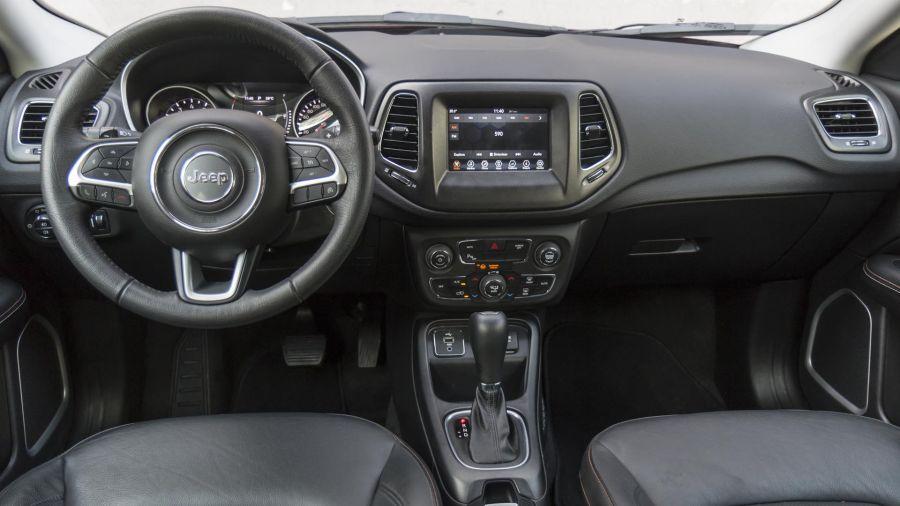 Test Comparativo Jeep Compass Renault Koleos prueba de manejo
