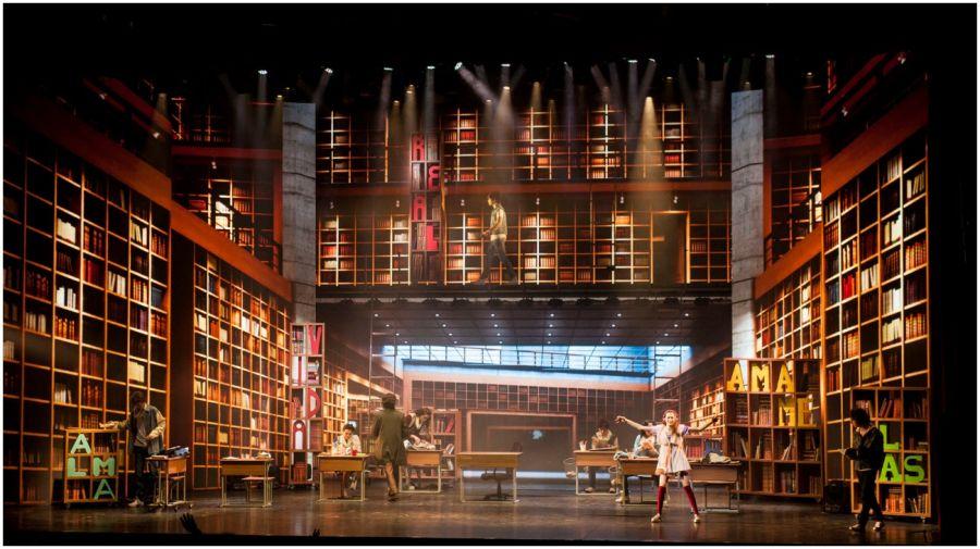 Critica de teatro - Aliados, el musical