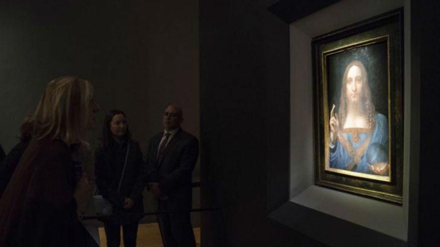 Se desconoce la ubicación actual del cuadro de Leonardo Da Vinci.