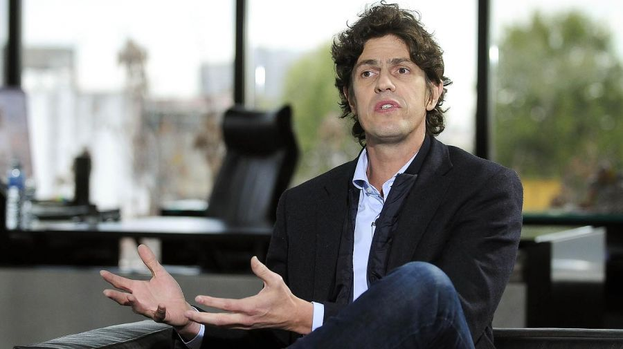 Martín Lousteau, en la entrevista de Fontevecchia en Diario PERFIL.