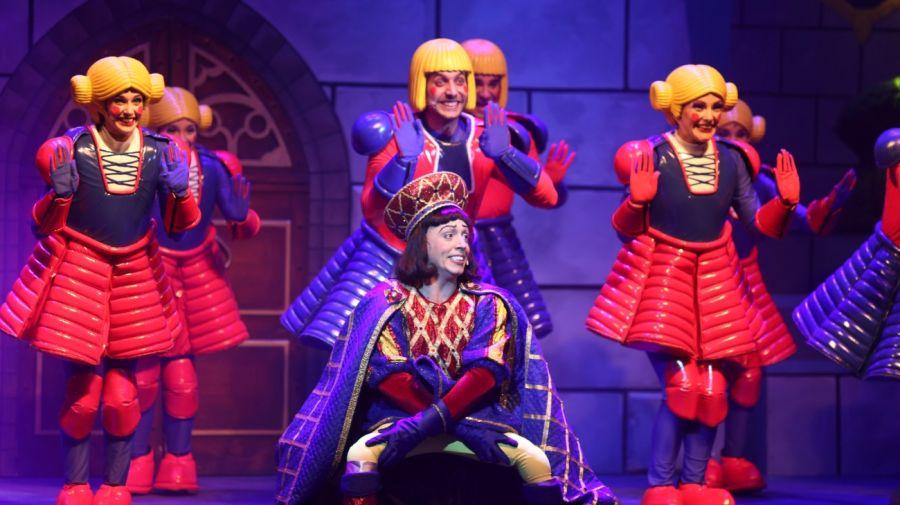 Critica de teatro - Shrek, el musical