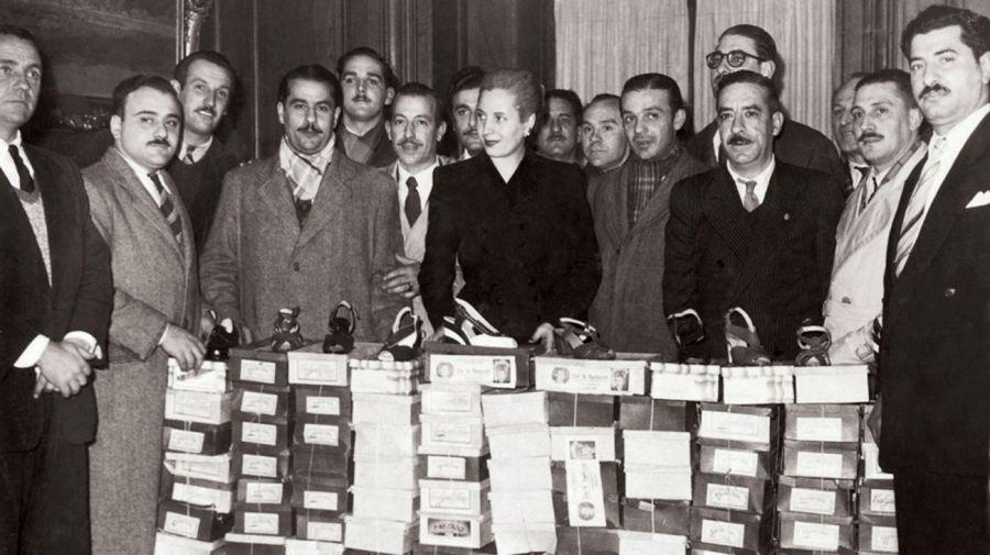 Eva Perón 100 años 20190506