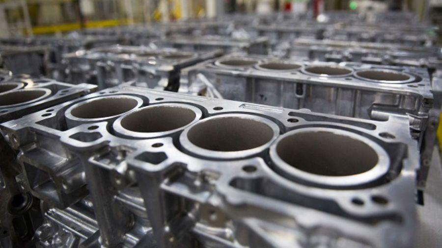 Motor con diamantes Nissan Altima