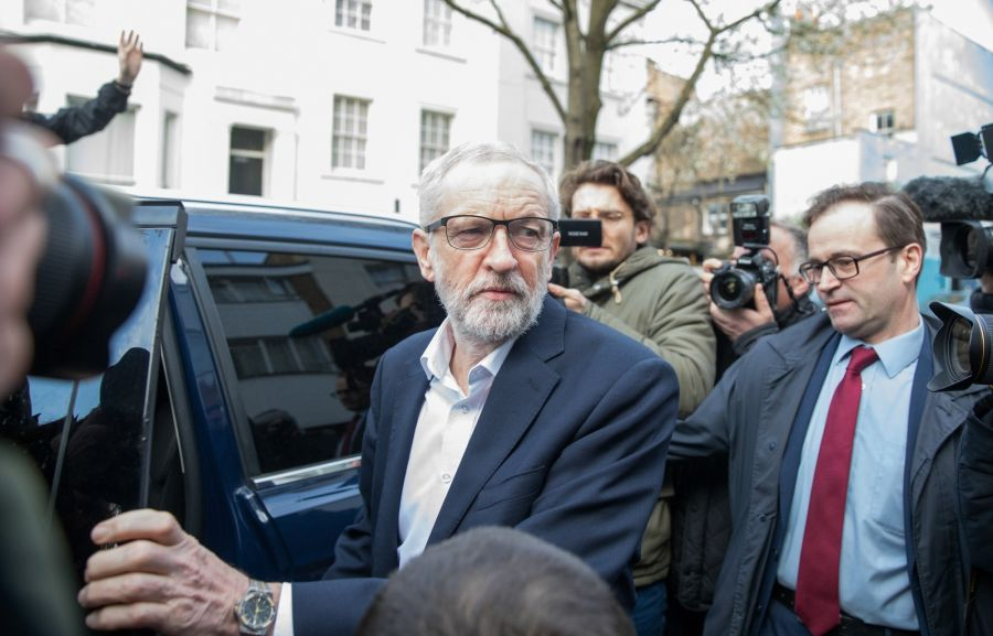 U.K. PM May's Plea to Opposition Leader Corbyn To Rescue Brexit