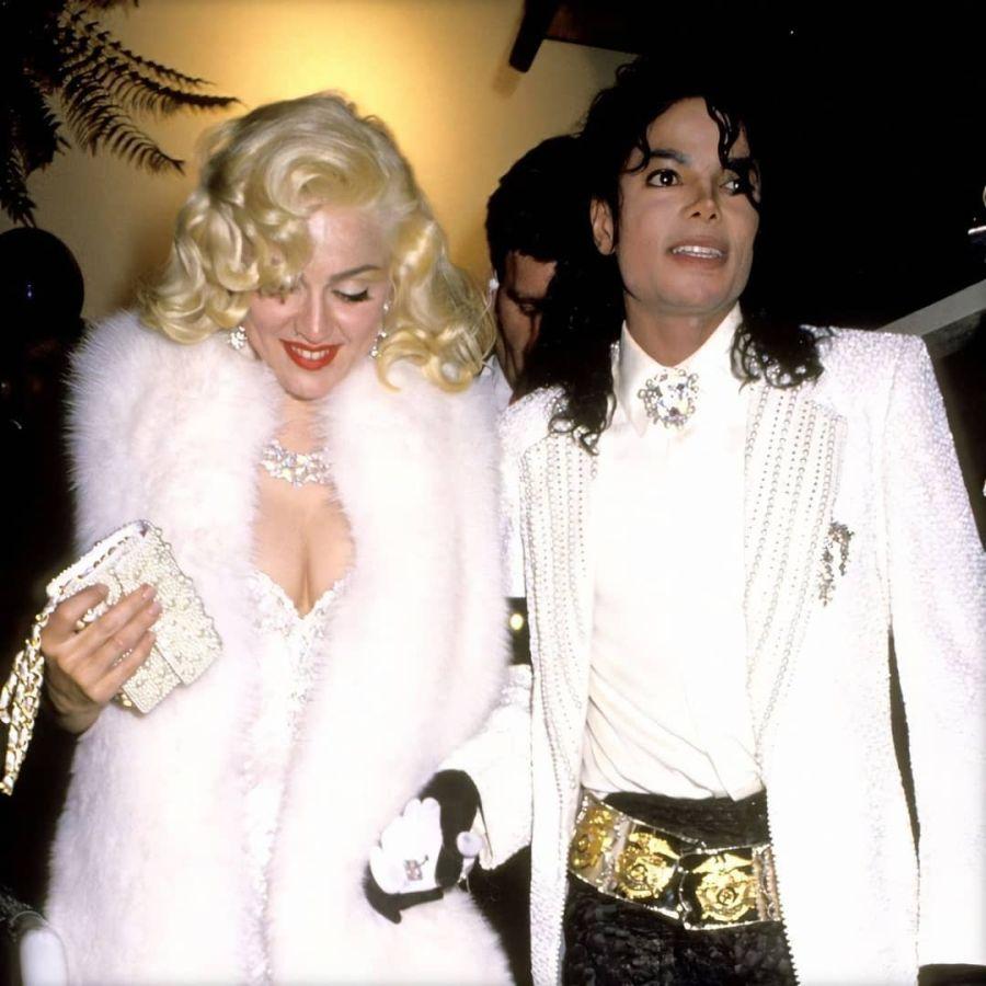Madonna defendió a Michael Jackson.