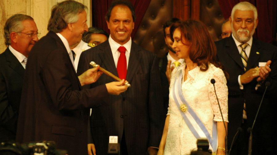 Asuncion Cristina Fernandez de Kirchner