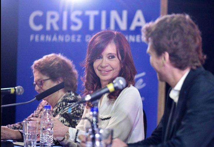Los números del libro de Cristina Kirchner: $120 millones recaudados y cinco ediciones
