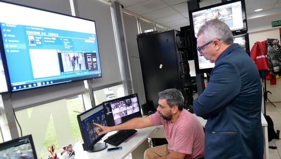 El municipio de Tigre presenta un nuevo sistema de videovigilancia