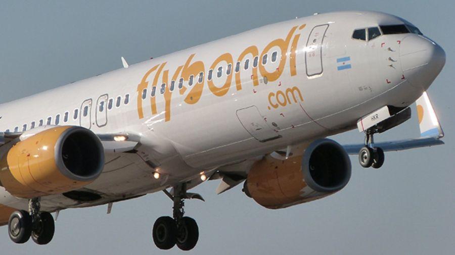 0514 flybondi nuevas rutas interprovinciales