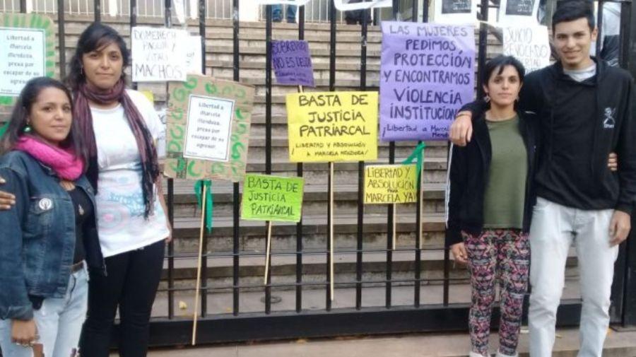 pedido justicia marcela mendoza 05142019