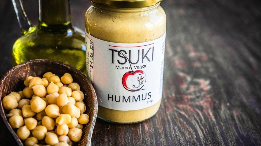 El Hummus de Tsuki, en las ofertas de venta en Mercado Libre.