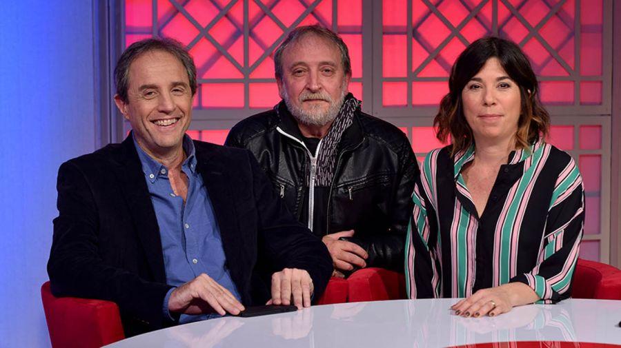 Ernesto Tenembaum, Edi Zunino, Maria O'Donnell