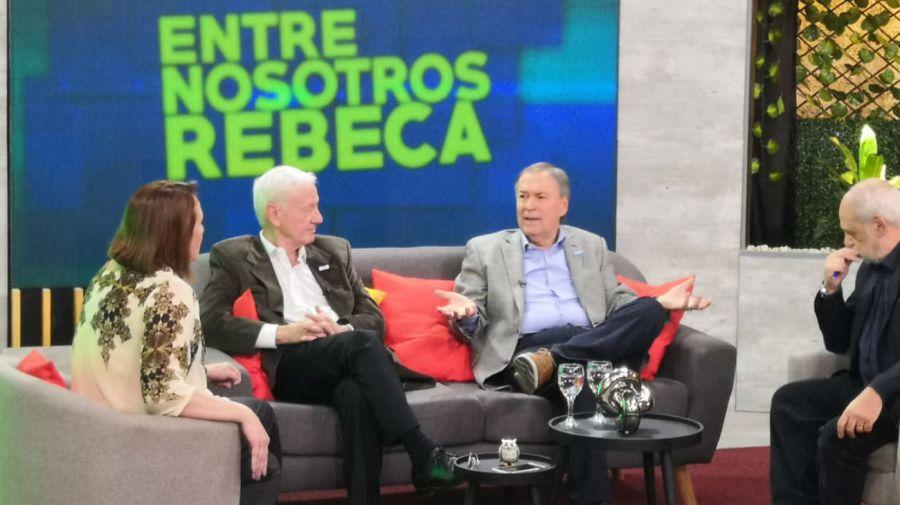 El gobernador de Córdoba Juan Schiaretti apuesta por la tercera vía.