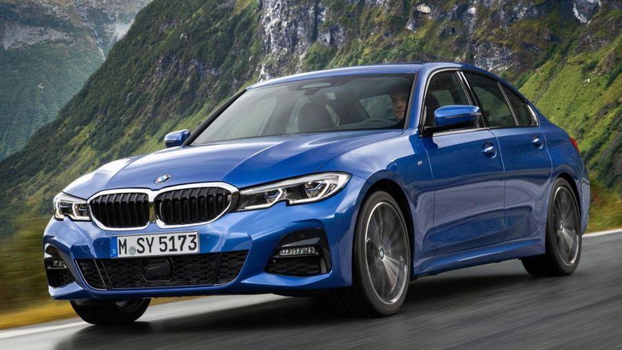 Se presentó la séptima generación del BMW Serie 3 en Argentina