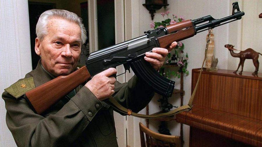 0521 curiosidades AK-47 Kaláshnikov